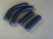 fj40 Roll Bar Pad Set (FREE DOMESTIC SHIPPING)